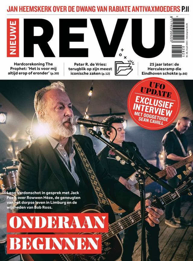 Nieuwe Revu - Editie 28 - 2021